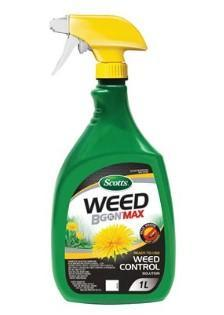 Weed B Gon MAX Ready-to-Spray Weed Control
