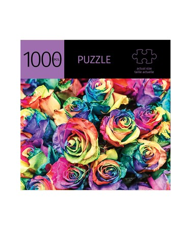 Painted Roses Puzzle