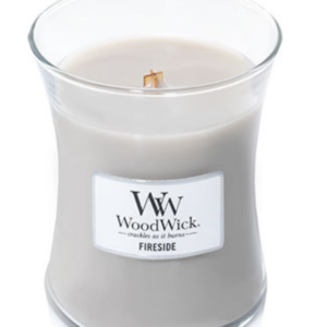 candle fireside scent