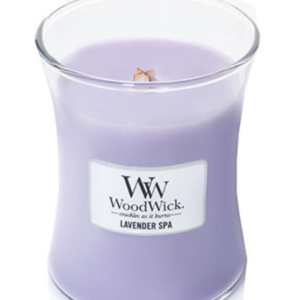 candle lavender scent