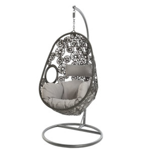 rhodes hanging egg chair outdoor