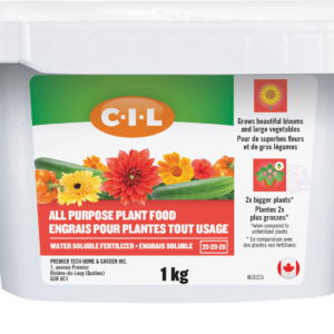CIL all purpose plant food 20 20 20 plant care