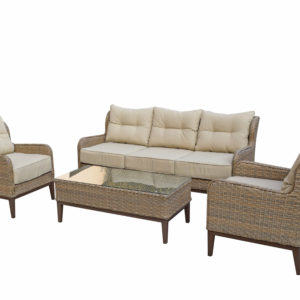 Niagara 4 piece conversation set