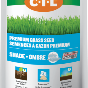C-I-L Shade Grass Seed With SureStart Xtreme