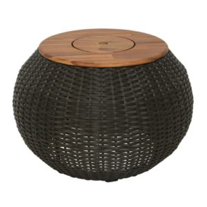 palma side table Anthracite